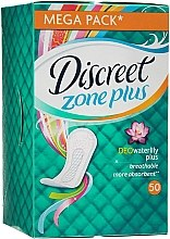 Düfte, Parfümerie und Kosmetik Slipeinlagen Deo Waterlily Plus 50 St. - Discreet