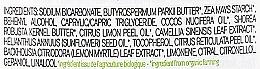 Bio Deostick mit Zitrone und grüner Mandarine - Acorelle Deodorant Balm — Bild N3