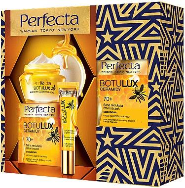 Gesichtspflegeset - Perfecta Botulux 70+ (Tages- und Nachtcreme 50ml+Augencreme 15ml) — Bild N1