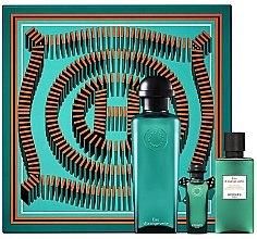 Düfte, Parfümerie und Kosmetik Hermes Eau Dorange Verte - Duftset (Eau de Cologne 100ml + Duschgel 40ml + Eau de Cologne Mini 7,5ml)