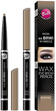 Augenbrauen Wachsstift - Bell Wax Eye Brow Pencil