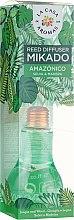 Düfte, Parfümerie und Kosmetik Raumerfrischer Jungle & Wood - La Casa de Los Aromas Mikado Amazónico Jungle & Wood Reed Diffuser