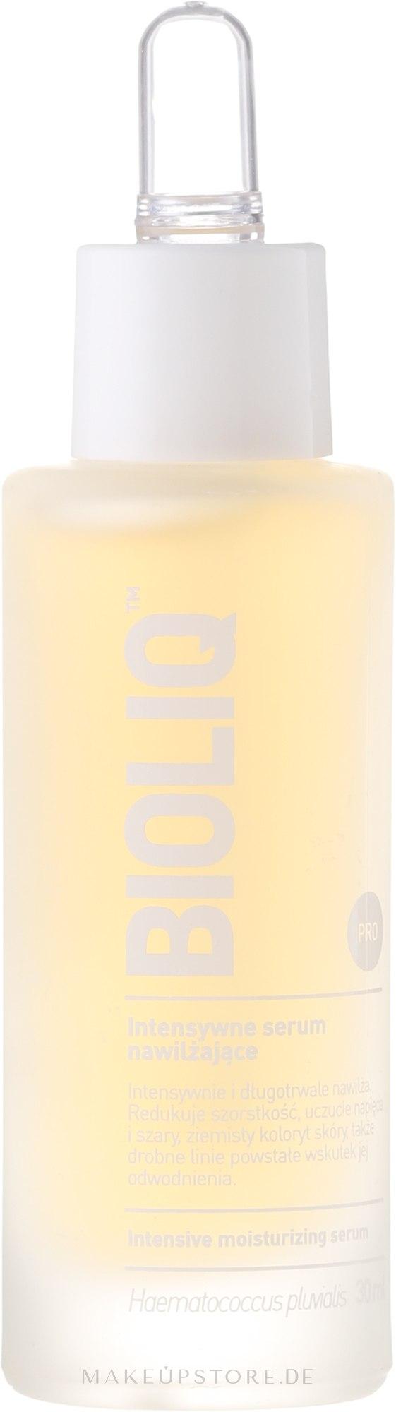 Intensiv feuchtigkeitsspendendes Gesichtsserum - Bioliq Pro Intensive Moisturizing Serum — Bild 30 ml