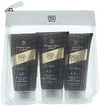 Düfte, Parfümerie und Kosmetik Haarpflegeset - Divination Simone De Luxe (Shampoo 50ml + Haarmaske 50ml + Haarserum 50ml)