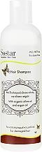 Düfte, Parfümerie und Kosmetik Feuchtigkeitsspendendes Shampoo mit Oliven- und Arganöl - Sostar Shampoo Olive Oil And Argan Oil