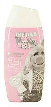 Düfte, Parfümerie und Kosmetik 2in1 Shampoo und Haarspülung für Kinder - Corsair The Diva Miss Piggy 2in1 Shampoo&Conditioner