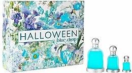 Düfte, Parfümerie und Kosmetik Jesus Del Pozo Halloween Blue Drop - Duftset (Eau de Toilette 100ml + Eau de Toilette 30ml + Eau de Toilette 4.5ml)