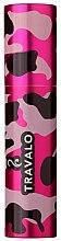 Düfte, Parfümerie und Kosmetik HD Hülle Camouflage Pink - Travalo Classic HD Case Camouflage Pink
