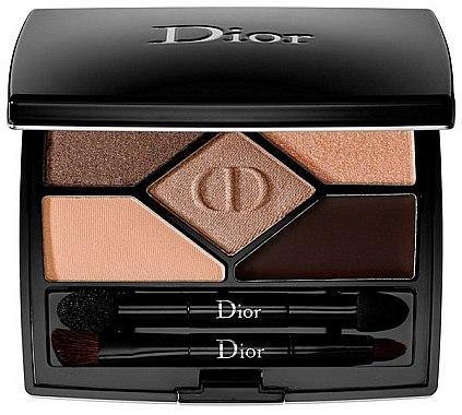 Lidschatten - Dior Designer 5-Colour Palettes — Bild N1