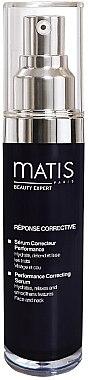 Feuchtigkeitsspendendes und glättendes Serum für Gesicht und Hals - Matis Paris Reponse Corrective Performance Correcting Serum — Bild N1