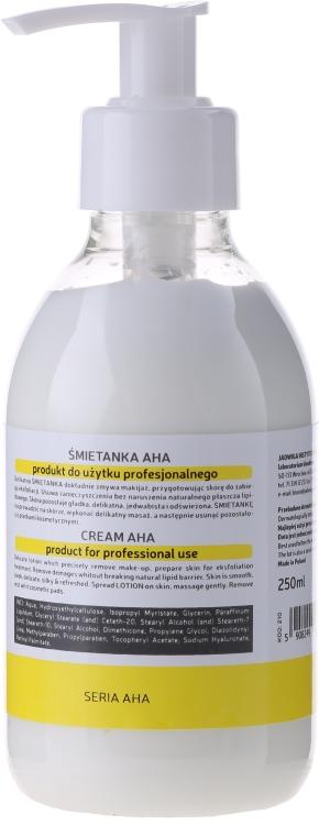 Reinigungslotion zum Abschminken - Jadwiga Aha Cream — Bild N3
