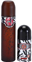 Düfte, Parfümerie und Kosmetik Cuba Jungle Zebra - Duftset (Eau de Parfum/100ml + Deodorant/50ml)