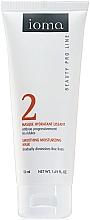 Düfte, Parfümerie und Kosmetik Glättende Feuchtigkeitsmaske für das Gesicht - Ioma 2 Smoothing Moisturizing Mask