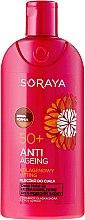 Düfte, Parfümerie und Kosmetik Feuchtigkeitsspendende Körpermilch 50+ - Soraya Anti-Agening Ultra Moisturizing Body Lotion 50+