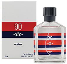 Düfte, Parfümerie und Kosmetik Umbro 90 Blue - Eau de Toilette