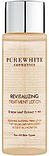 Düfte, Parfümerie und Kosmetik Revitalisierende Behandlungslotion für das Gesicht - Pure White Cosmetics Revitalizing Treatment Lotion