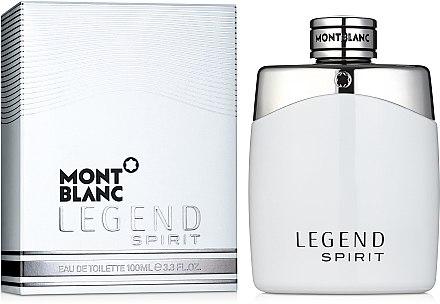 Montblanc Legend Spirit - Eau de Toilette  — Bild N2