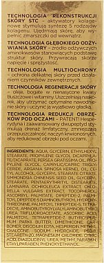 Creme für die Augenpartie - Dermika Gold 24 Eye Cream — Bild N3