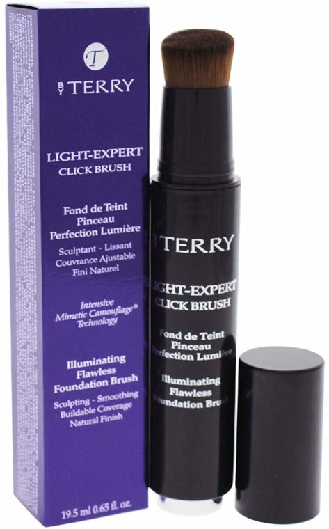 Flüssige Foundation mit Pinsel für einen strahlenden Teint - By Terry Light-Expert Click Brush Foundation — Bild N1