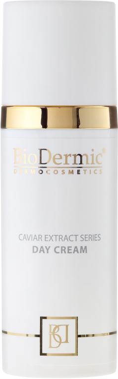 Tagescreme mit Kaviarextrakt - BioDermic Caviar Extract Day Cream — Bild N2