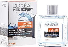 "Düfte, Parfümerie und Kosmetik After Shave Lotion ""Hydra Energy"" - L'Oreal Paris Men Expert"