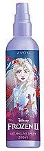 Düfte, Parfümerie und Kosmetik Haarspray für Kinder - Avon Frozen II Detangling Spray