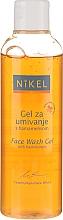 Düfte, Parfümerie und Kosmetik Gesichtsreinigungsgel - Nikel Face Wash Gel with Hamamelis