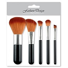 Düfte, Parfümerie und Kosmetik Make-up Pinselset 35760 5 St. - Top Choice