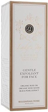 Sanftes Gesichtspeeling - Bulgarian Rose Lady's Joy Luxury Gentle Exfoliant For Face — Bild N1