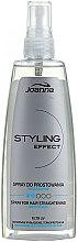 Düfte, Parfümerie und Kosmetik Glättendes Haarspray - Joanna Styling Effect Spray For Hair Straightening Smoothing