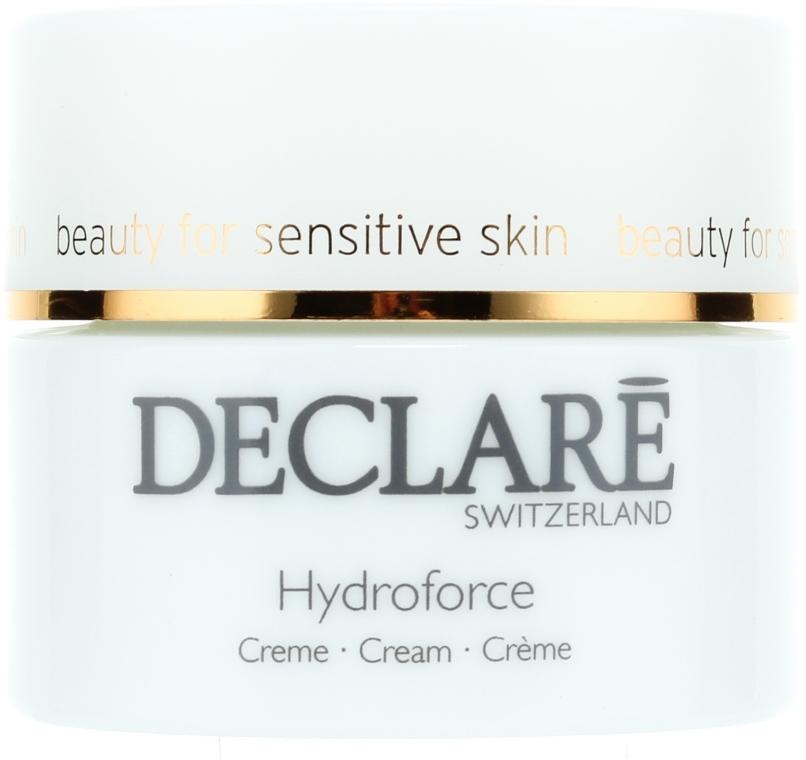 Leichte feuchtigkeitsspendende Gesichtscreme mit Vitamin E, Ceramiden und Liposomen - Declare Hydroforce Cream — Bild N2