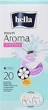 Düfte, Parfümerie und Kosmetik Slipeinlagen Panty Aroma Fresh 20 St. - Bella