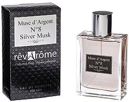 Düfte, Parfümerie und Kosmetik Revarome Private Collection No.8 Silver Musk - Eau de Toilette