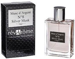Düfte, Parfümerie und Kosmetik Revarome Private Collection No.8 Silver Musk - Eau de Toilette