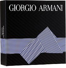 Düfte, Parfümerie und Kosmetik Giorgio Armani Code Profumo - Duftset (Eau de Parfum 110ml + Eau de Parfum 15ml + Duschgel 75ml)