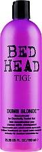 Düfte, Parfümerie und Kosmetik Aufbaukur für chemisch behandeltes Haar - Tigi Bed Head Dumb Blonde Conditioner