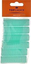 Düfte, Parfümerie und Kosmetik Klettwickler 0157 15 mm 12 St. - Top Choice Velcro