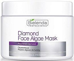 Düfte, Parfümerie und Kosmetik Diamant-Algenmaske für Gesicht - Bielenda Professional Diamond Face Algae Mask