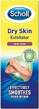 Düfte, Parfümerie und Kosmetik Fußpeeling - Scholl Dry Skin Exfoliator