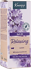 Düfte, Parfümerie und Kosmetik Badeöl mit ätherischem Lavendelöl - Kneipp Lavender Bath Oil