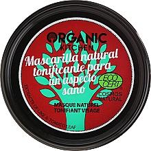 Gesichtsmaske mit roten Tomaten - Organic Shop Organic Kitchen Fase Mask — Bild N2