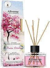Düfte, Parfümerie und Kosmetik Raumerfrischer Breath Of The Orient - Allvernum Home & Essences Breath Of The Orient Diffuser Fragrance Sticks