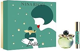 Düfte, Parfümerie und Kosmetik Nina Ricci Bella - Duftset (Eau de Toilette 50ml + Lippenstift 2,5ml)
