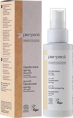 Sanftes Deospray - Pierpaoli Prebiotic Collection Deodorant Spray — Bild N1