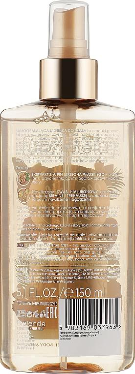 Selbstbräunender Nebel für Gesicht und Körper - Bielenda Magic Bronze — Bild N2