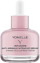 Düfte, Parfümerie und Kosmetik Anti-Falten Gesichtsserum für empfindliche Haut - Yonelle Infusion Anti Wrinkle Intensive Serum