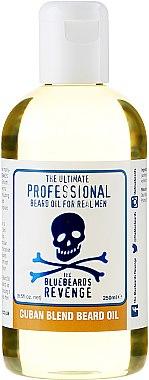 Bartöl - The Bluebeards Revenge Cuban Blend Beard Oil — Bild N1