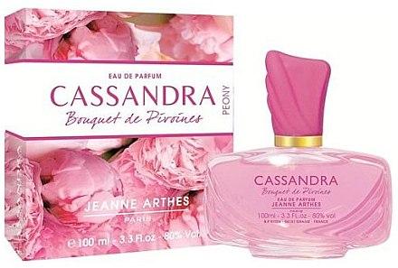 Jeanne Arthes Cassandra Bouquet de Pivoines - Eau de Parfum — Bild N1