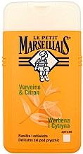 Duschgel - Le Petit Marseillais Verveine & Citron Shower Gel — Bild N2
