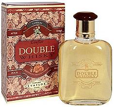 Düfte, Parfümerie und Kosmetik Evaflor Double Whisky - After Shave Lotion